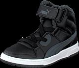 Puma - Puma Rebound Street Wtr Kids Black