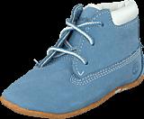 Timberland - Crib Bt W/Hat C9681R Blue