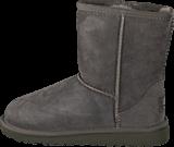 UGG Australia - K Classic Short Grey