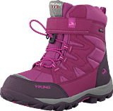 Viking - Chilly II El/Vel Fuchsia/Plum