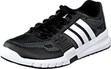 adidas Sport Performance - Essential Star 2 Black/White/Vista Grey