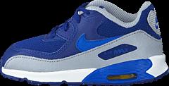 Nike - Nike Air Max 90 Mesh (Td) Dp Ryl Blue/Hypr Cblt-Vrsty Mz