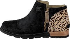 Sorel - Major Low Premium 010 Black Fossil