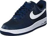 Nike - Air Force 1 Midnight Navy/White-Mid Navy