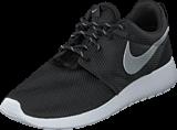 Nike - Wmns Nike Roshe One Black/Mtlc Platinum-White