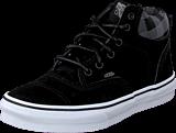 Vans - Era Hi MTE (MTE) nubuck/black