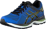Asics - Gel-Cumulus 17 G-Tx Mosaic Blue/Black/Lime Punch