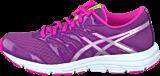 Asics - Gel-Zaraca 4 Gs Grape/Silver/Pink Glow