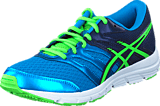Asics - GEL-ZARACA 4 GS Methyl Blue/Green/Blue