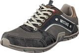 Mustang - 4001316 Men's Lace-Up Shoes Stone/Grey