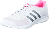 adidas Sport Performance - Essential Fun 2 Ftwr White/Silver/Night Met