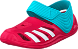 adidas Sport Performance - Zsandal C Bold Pink/White/Shock Green