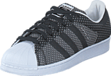 adidas Originals - Superstar Weave Core Black/Ftwr White