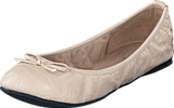 Butterfly Twists - Victoria Nude Croc