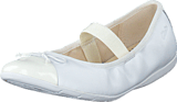 Clarks - Dance Puff Inf White