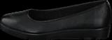 Clarks - Evie Buzz Black Leather