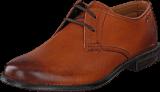 Clarks - Hawkley Walk Tan Leather