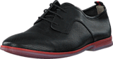 Clarks - Frewick Walk Black Leather