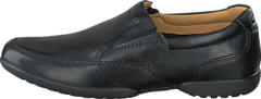 Clarks - Recline Free Black Leather