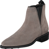 PrimeBoots - Savannah Low Afelpado Grafito Elastic