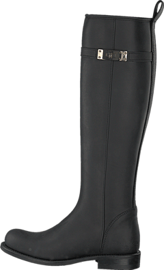 PrimeBoots - Asturia High Old Crazy Black/Nickel