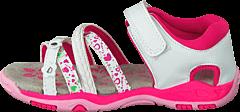 Gulliver - 438-5004 White/Pink