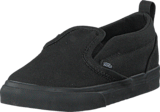 Vans - Slip-On V Black/Black