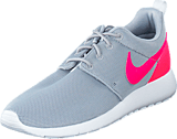 Nike - Nike Roshe One (Gs) Wolf Grey/Hypr Pink-Cl Gry-Wht
