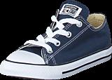 Converse - Chuck Taylor All Star-Ox Navy