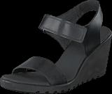 Ecco - Freja Wedge Sandal Black