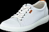 Ecco - Soft 7 Ladies Low White