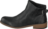 Sneaky Steve - Charest Black Leather
