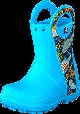 Crocs - Handle It Sea Life Boot K Electric Blue