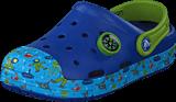 Crocs - Crocs Bump It Sea Life Clog K Cerulean Blue
