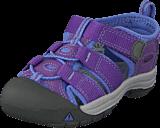 Keen - Newport H2-Tots Purple Heart/Periwinkle