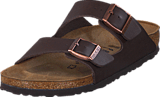Birkenstock - Arizona Slim Birko-Flor Brown.