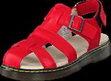 Dr Martens - Sailor Red
