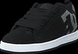 DC Shoes - Dc Court Graffik Se Shoe Black Dark Used