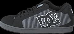 DC Shoes - Dc Net Se Black Pinstripe