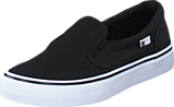 DC Shoes - Dc Kids Trase Slip-On Shoe Black/White