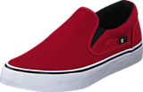 DC Shoes - Dc Trase Slip-On Tx Shoe Red