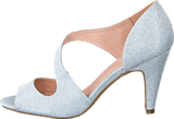 Bianco - Cross Over Pump Silver