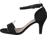 Bianco - Low Basic Sandal Black