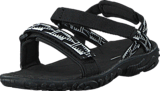 Teva - C Nova Black/White