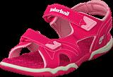 Timberland - Adventure Seeker 2 Strap jr Hot Pink/Pink