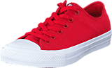 Converse - Chuck Taylor All-Star 2 Ox Red