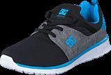 DC Shoes - Heathrow TX SE Heather Grey/ Black