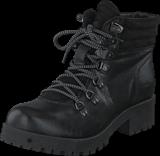 Bianco - Warm Skiing Boot Black