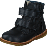 Angulus - First Tex boot with velcro Navy/Blue