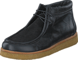 Angulus - Shoe w. laces Black